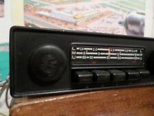 AUTORADIO VINTAGE/FM BOUTONS/VW COX COMBI KARMANN VW COCCINELLE/rare collection