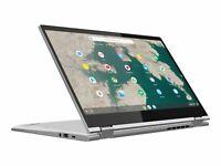 "Lenovo C340 15.6"" FHD IPS Touch i3-8130U 2.2GHz 4GB 64GB Chromebook French Keybd"