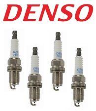 DENSO PK16TT Platinum Titanium TT Spark Plug 4pc set Pre-Gapped More Spark/Power