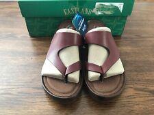 Women's Eastland Laurel Wedge Sandals Cinnamon Size 6M