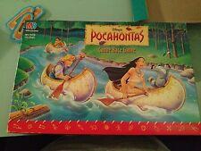 Pocahontas Canoe Race Game Complete! (1994, Milton Bradley)