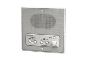"""M&S Systems DMC3RS 5"""" 3-Wire Radio Remote Scan Station - White"""