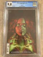 Justice League Odyssey #16 Parrillo 9.8 NM Variant Cover DC