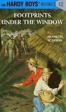 Footprints Under the Window (Hardy Boys, Book 12) by Dixon, Franklin W.