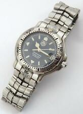 Tag Heuer 6000 WH5213 Chronometer 200M Unisex Watch Automatic