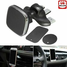 New 360 Magnetic Car Cd Slot Air Vent Mount Holder Stand Cradle For Phone Gps