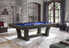 John West Pool Billardtisch Kansas mit Schieferplatte 8ft