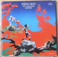 Nice Uriah Heep The Magician's Birthday - NM- Vinyl 1972 Release
