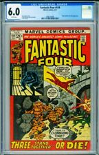 FANTASTIC FOUR #11 CGC 6.0 1972- THE THING-TORCH-BLACK PANTHER 2098134009