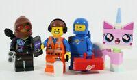 LEGO MOVIE 2 MINIFIGURE BUNDLE JOBLOT 71023 - EMMET BENNY LUCY UNIKITTY APOC