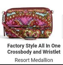 Vera Bradley All in One Crossbody & Wristlet