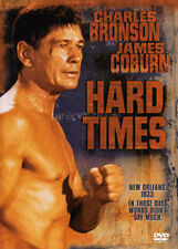 Charles Bronson James Coburn Hard Times DVD