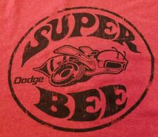 Dodge super Bee, Men's T-shirt Xxl 31×25 Inches