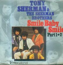 "7"" Tony Sherman & The Sherman Brothers/Smile Baby Smile (D)"