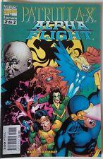Patrulla X & Alpha Flight. 2 de 2. Comic