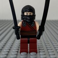 LEGO Teenage Mutant Ninja Turtle Dark Ninja Minifigure From 79103 - tnt010