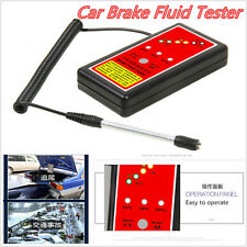 Car Brake Fluid Braking Oil Quality Tester Test Pen Detector Diagnostic Tools