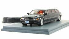 1:43 Neo BMW 7 er E38 Stretch Limousine black 1999 NEO45345 RARE