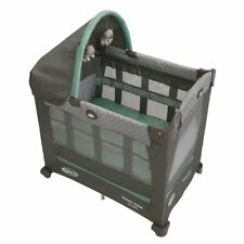 Graco Baby Travel Lite Portable Folding Crib w/ Bassinet - Manor | 1893800