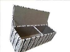 Upholstered Blanket Box Storage chest Bed end Toy box New padded designer
