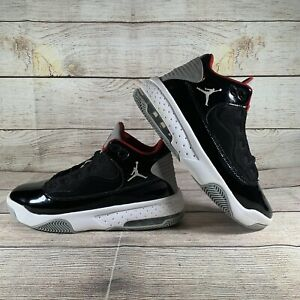 NIKE AIR JORDAN Max Aura 2 Basketball Shoes 2020 CN8094-006 Black Boys Size 6