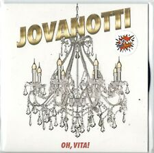"""JOVANOTTI - OH VITA!, PAURA DI NIENTE - 7"""" 45 GIRI NUOVO SIGILLATO"""
