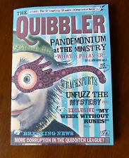 5 x 8 Quibbler. Harry Potter movie prop. 12 pages