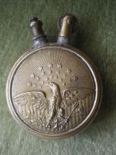 BRIQUET DE POILU 1ERE GUERRE 1914 -1918 TRENCH ART / AIGLE USA