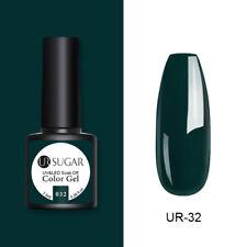 UR SUGAR 62 Colors UV Gel Nail Polish Soak Off Holographicss Gel Varnish 7.5ml