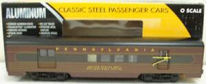 K-Line K4680-10003 Pennsylvania Aluminum RPO Passenger Car LN/Box