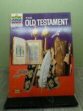 THE OLD TESTAMENT 5050 HOW AND WHY WONDER BOOKS BIBLE