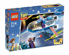 LEGO Toy Story Buzz' Star Command-Raumschiff (7593)