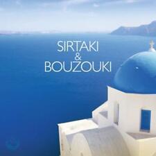 CD SIRTAKI e bouzouki elettrificato 2cds