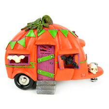 Miniature Dollhouse Fairy Garden - Fall Pumpkin Camper - Accessories
