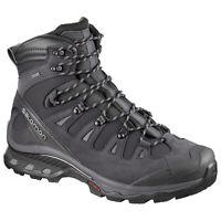 Salomon Quest 4D 3 GTX Gore-Tex 402455 Black/Grey Mens Hiking Boots Shoes