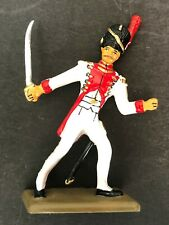 Soldier Lead Starlux Officer Great Holding of 3émé Regiment of Grenadier