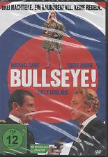 Bullseye! DVD NEU Michael Cane Roger Moore Sally Kirkland