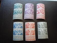 CAMEROUN  - timbre y&t aerien n° 32 a 37 x2 n** (A05) stamp