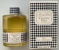 Christian dior miss dior eau de cologne 108 ml 3.6 fl oz VINTAGE