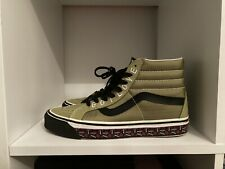 Patta X Vans SK8-Hi 38 DX (Moss/Black) UK 8 / US 9