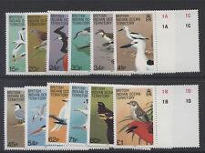 B.I.O.T. - 1990 BIRDS SET TO £1 MNH  SG.90-101    (REF.B15)