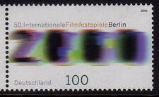 Alemania 2000 Festival de Berlín Sg 2943 Mnh