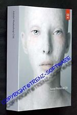 Adobe Photoshop CS6 englisch Macintosh Vollversion - Box mit Orginal-DVD - MwSt.