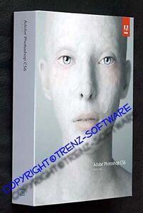Adobe Photoshop CS6 englisch Macintosh Vollversion Orginal-DVD-keine Mietversion