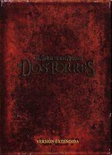 EL SEÑOR DE LOS ANILLOS 2 Las dos torres (Versión extendida 4 DVD) AGOTADO
