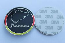 NURBURGRIN EDITION BADGE BMW M1 M3 M5 MERCEDES AMG, SL, E CLASS AUDI RS, PORSCHE