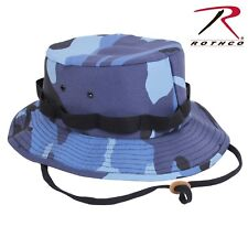 Rothco 5558 Sky Blue Camo Jungle Hat XSmall to XLarge Available Med  sr 42bcd13c79cb