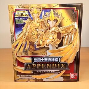 NEW Sagittarius Aiolos appendix Gold Saint Seiya Myth cloth Bandai【From JAPAN】