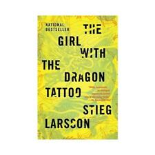 The Girl With the Dragon Tattoo by Stieg Larsson (author)