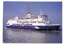 FE1961 - Oostende Dover Lines Ferry - Prinses Maria-Esmeralda - postcard